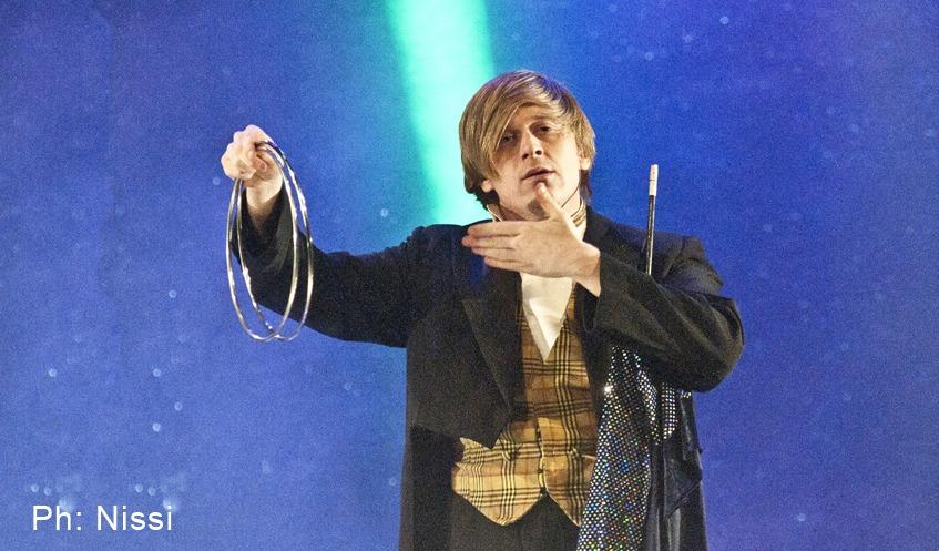 Abracadabra magia